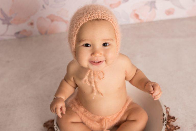 sesión de fotos para bebés