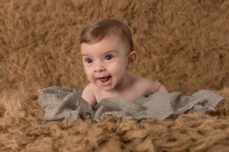 Sesión de fotos bebés